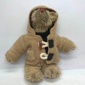 COOL AND FRIENDS Stuffed Animal Cute Bear  7in